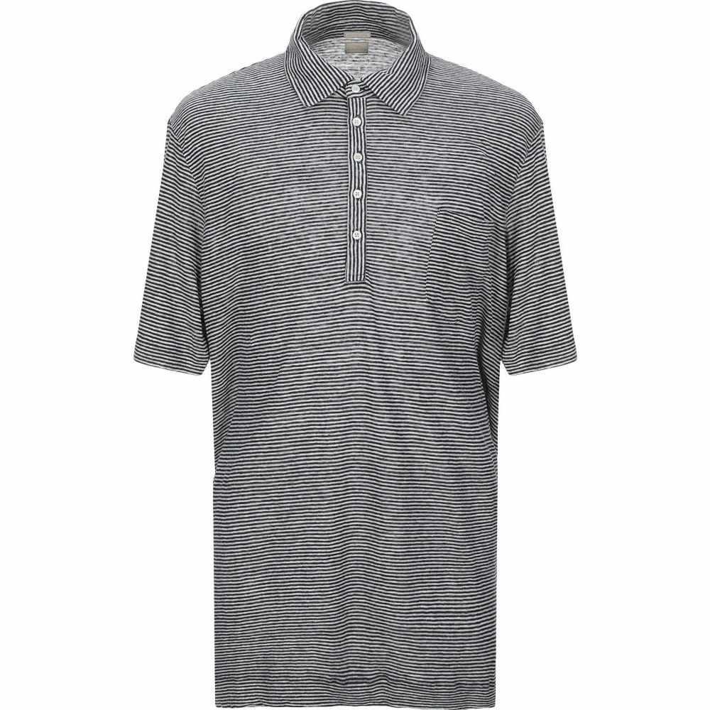 マッシモ アルバ MASSIMO ALBA メンズ ポロシャツ トップス【polo shirt】Dark blue