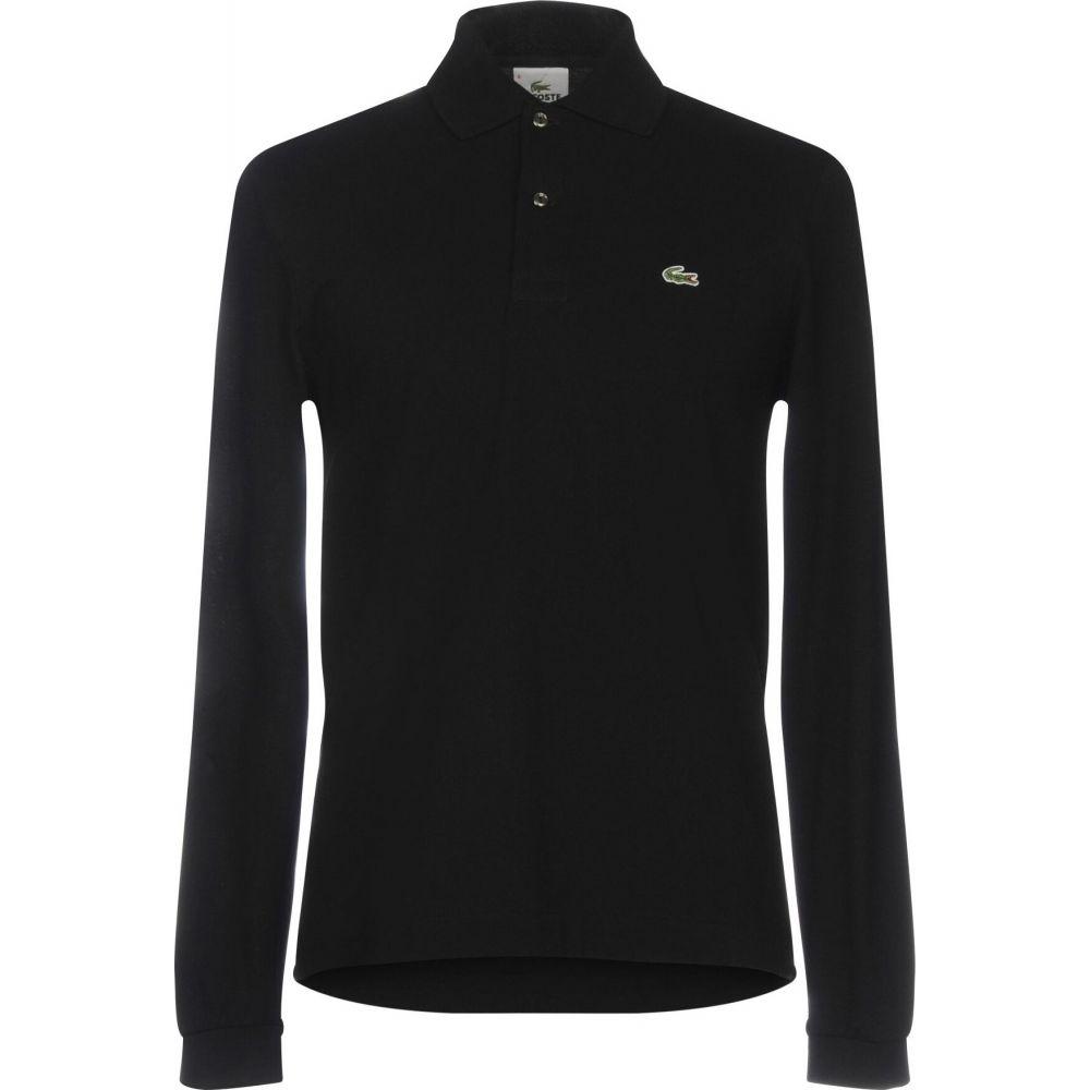ラコステ LACOSTE メンズ ポロシャツ トップス【polo shirt】Black