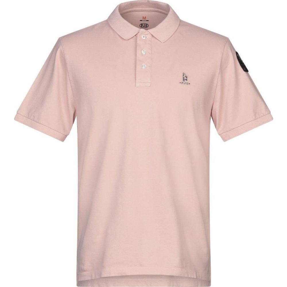 パラジャンパーズ PARAJUMPERS メンズ ポロシャツ トップス【polo shirt】Pink