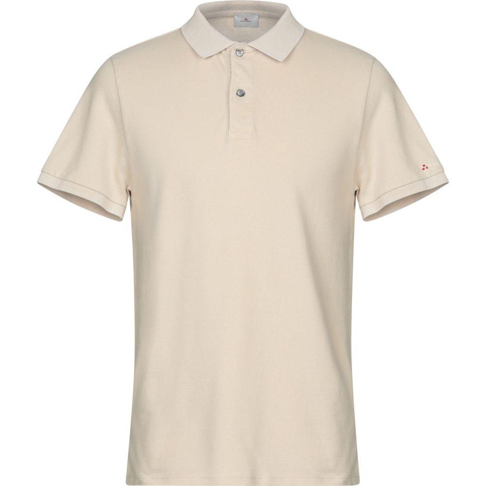 ピューテリー PEUTEREY メンズ ポロシャツ トップス【polo shirt】Beige