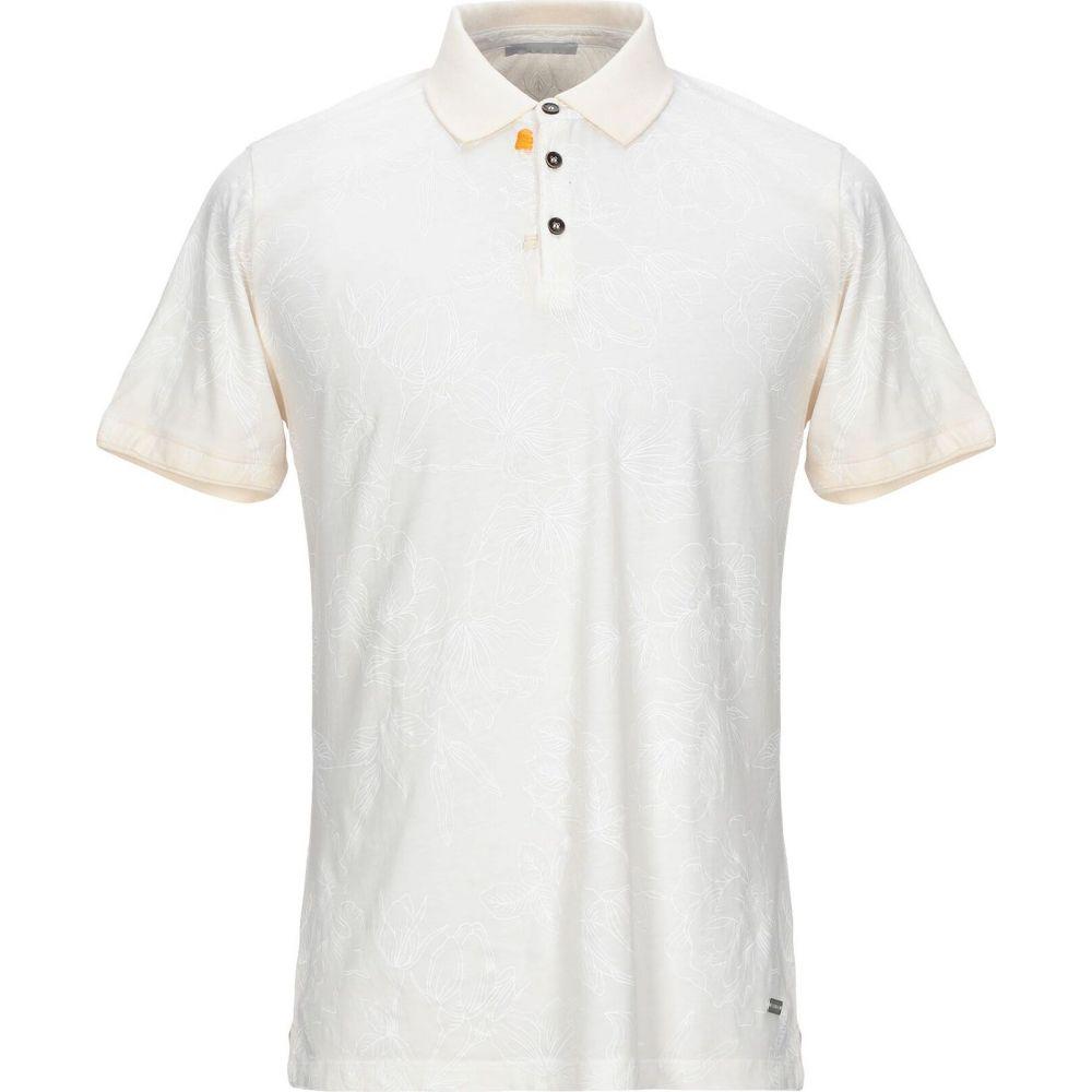 センス SSEINSE メンズ ポロシャツ トップス【polo shirt】Ivory
