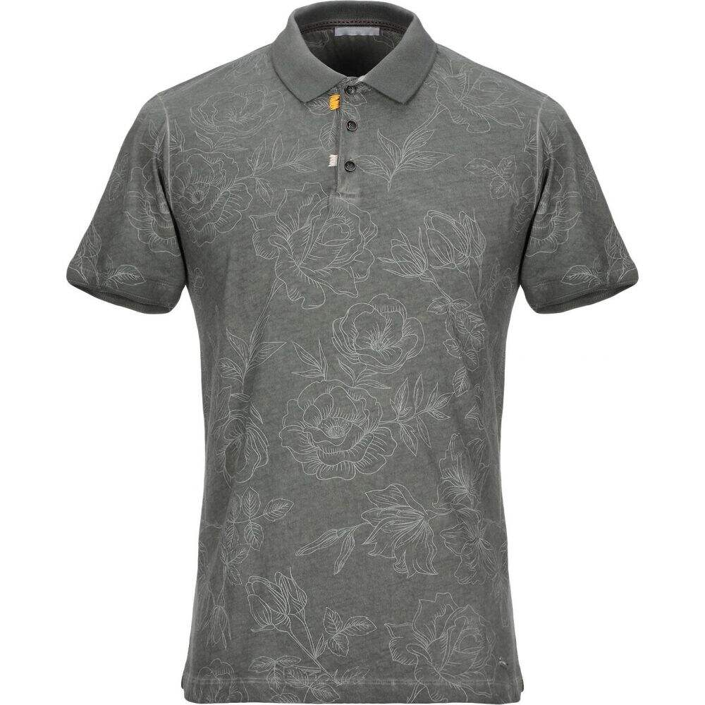 センス SSEINSE メンズ ポロシャツ トップス【polo shirt】Military green