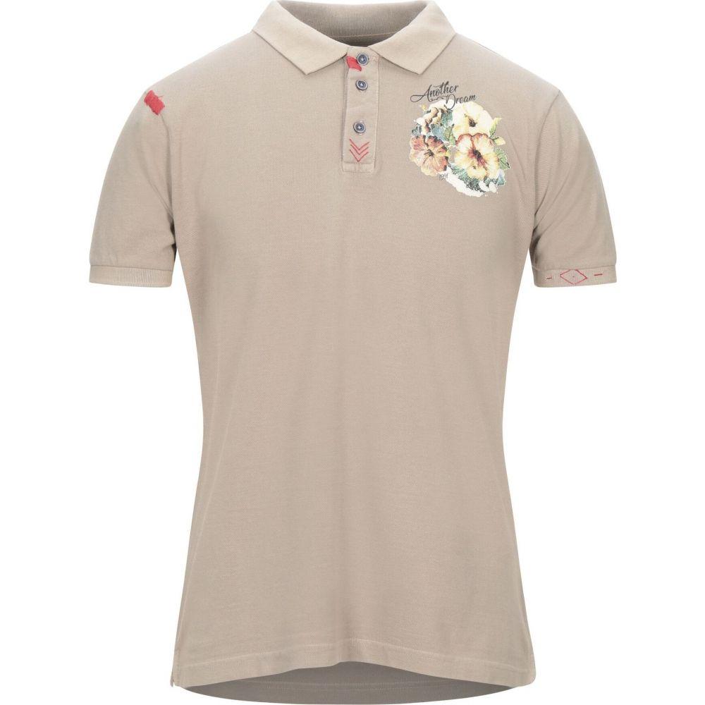 センス SSEINSE メンズ ポロシャツ トップス【polo shirt】Beige