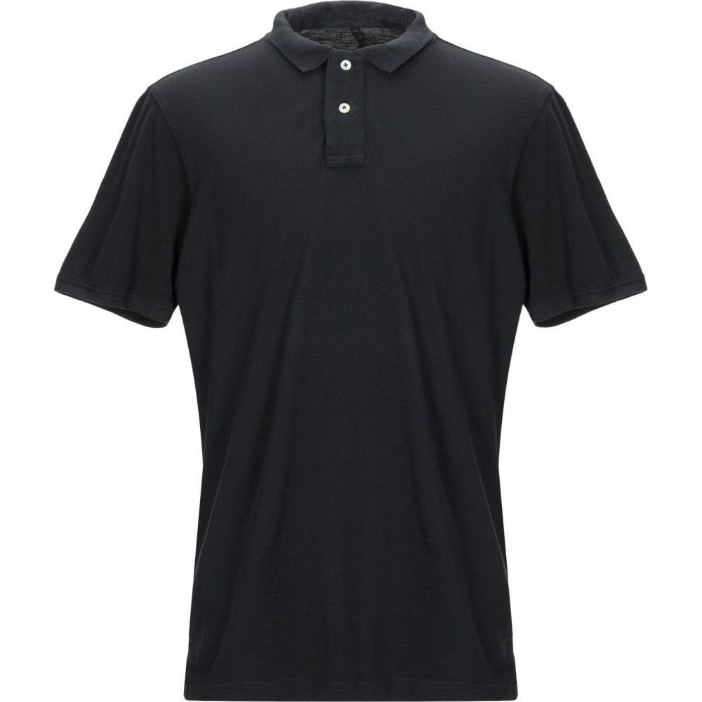 ランソム RANSOM メンズ ポロシャツ トップス【polo shirt】Black