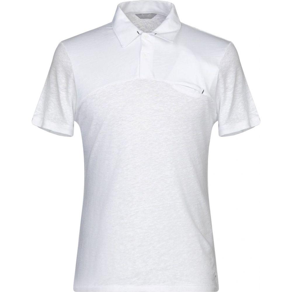 センス SSEINSE メンズ ポロシャツ トップス【polo shirt】White