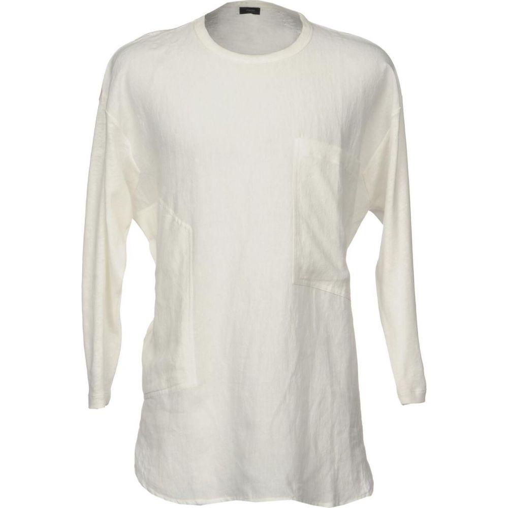 ジョゼフ JOSEPH メンズ Tシャツ トップス【t-shirt】White