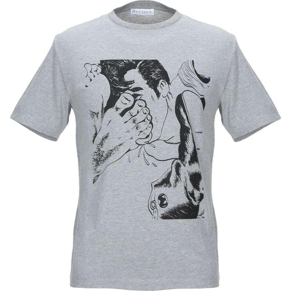 J.W.アンダーソン JW ANDERSON メンズ Tシャツ トップス【t-shirt】Grey