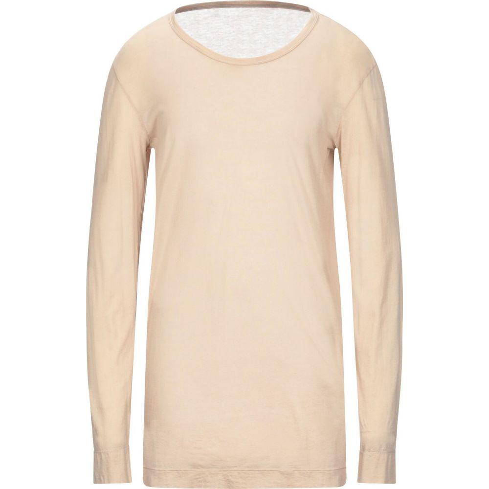 メゾン マルジェラ MAISON MARGIELA メンズ Tシャツ トップス【t-shirt】Beige