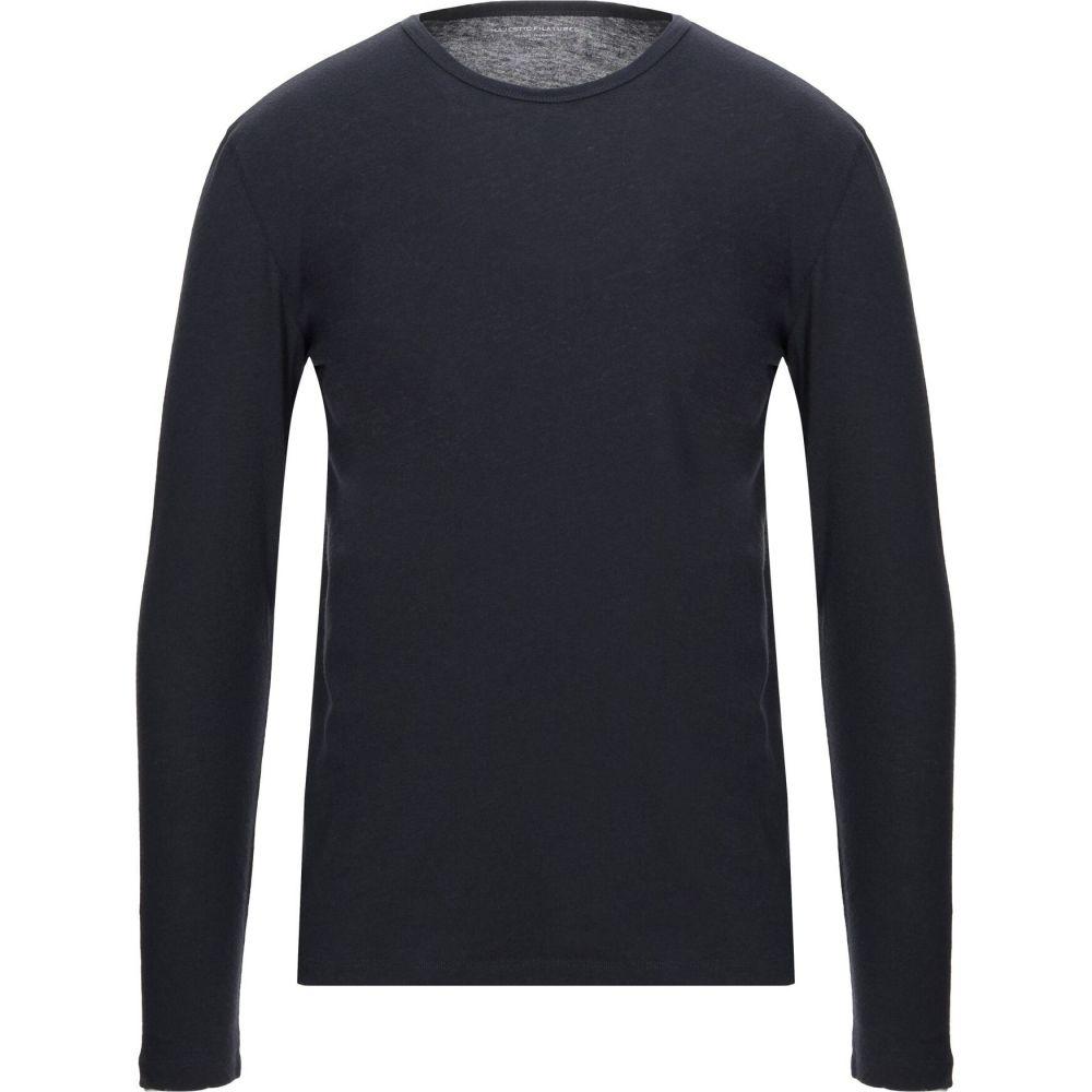 マジェスティック MAJESTIC FILATURES メンズ Tシャツ トップス【t-shirt】Dark blue
