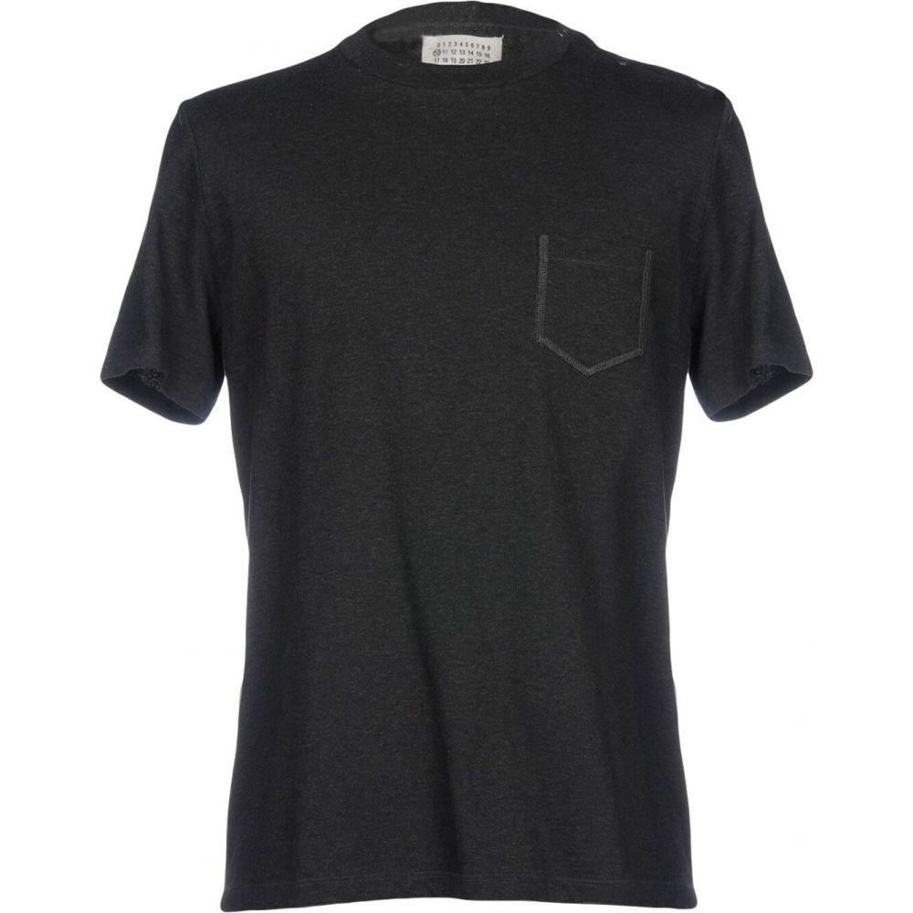 メゾン マルジェラ MAISON MARGIELA メンズ Tシャツ トップス【t-shirt】Steel grey