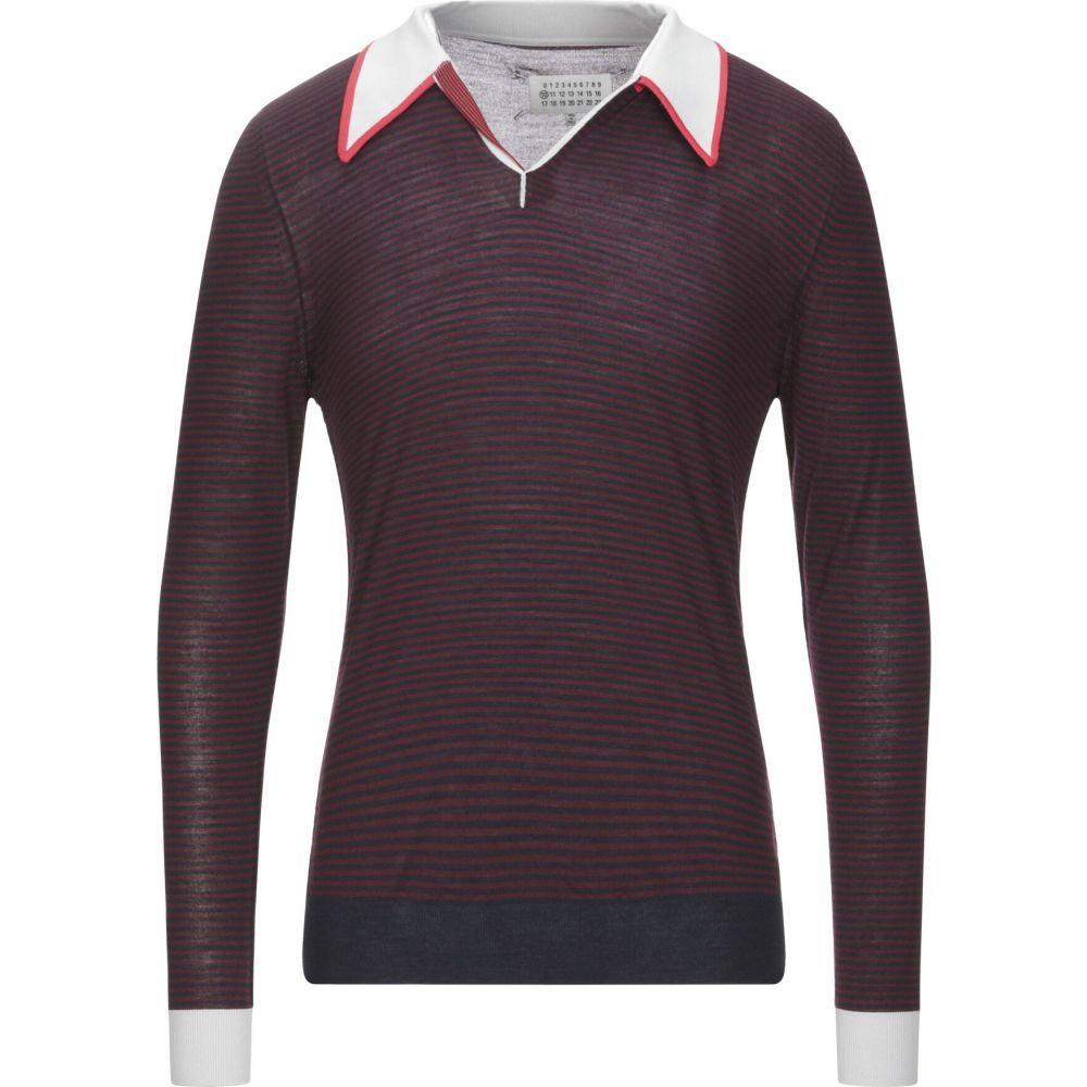 メゾン マルジェラ MAISON MARGIELA メンズ Tシャツ トップス【t-shirt】Dark blue