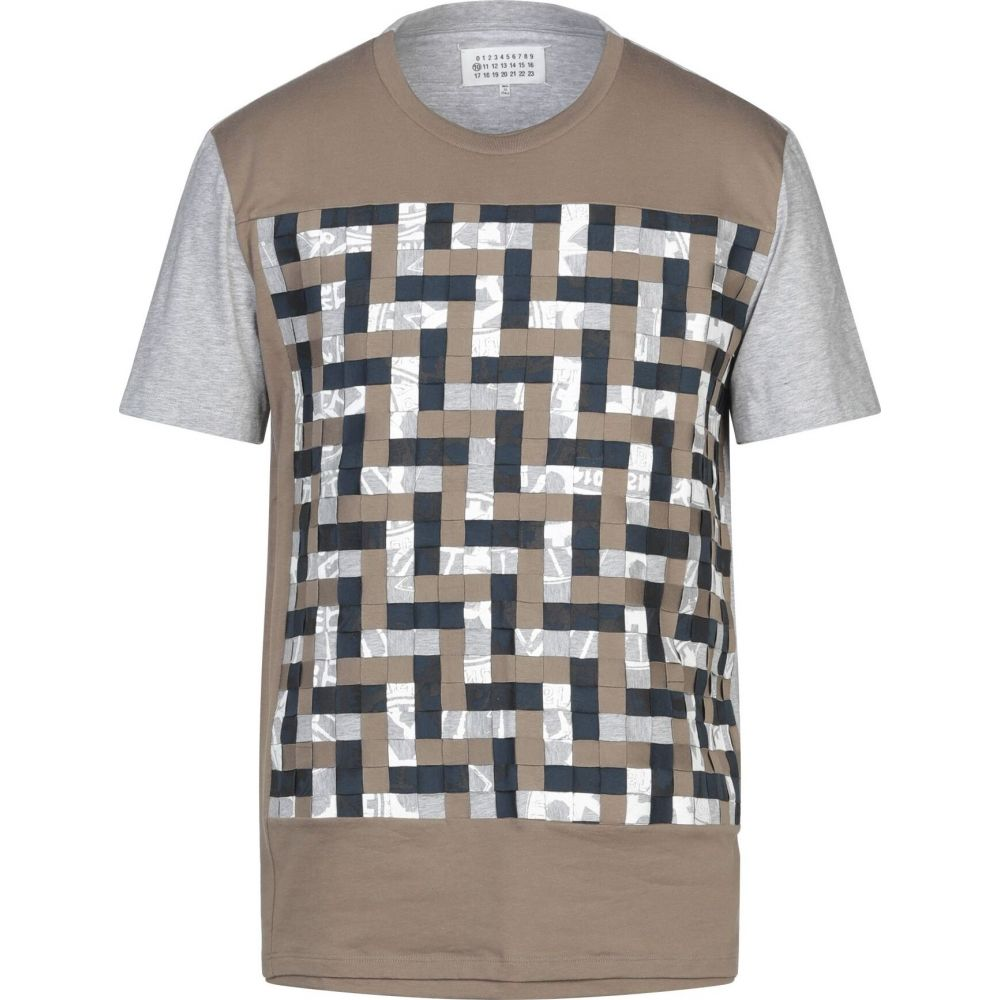 メゾン マルジェラ MAISON MARGIELA メンズ Tシャツ トップス【t-shirt】Khaki