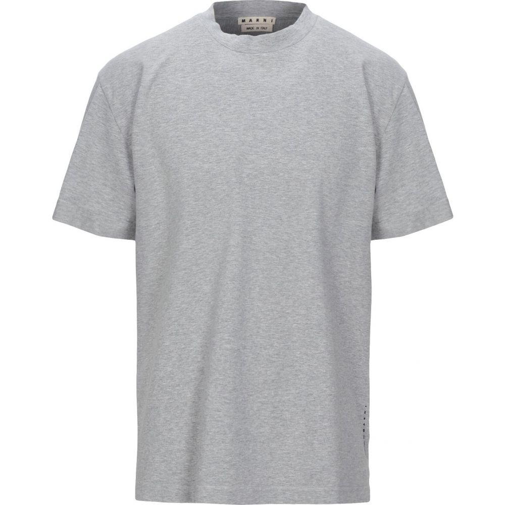 マルニ MARNI メンズ Tシャツ トップス【t-shirt】Grey