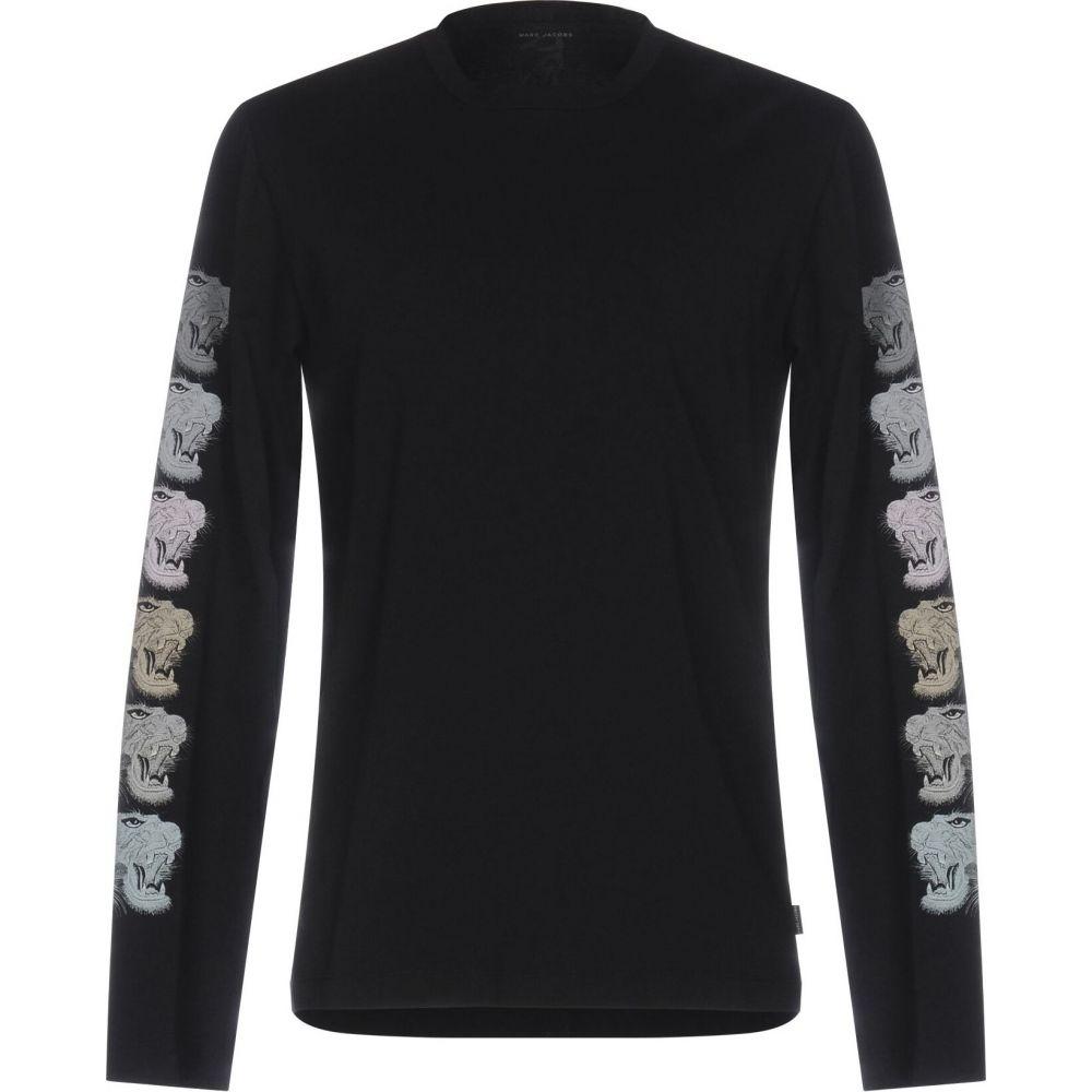 マーク ジェイコブス MARC JACOBS メンズ Tシャツ トップス【t-shirt】Black