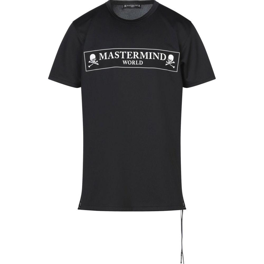 マスターマインド MASTERMIND WORLD メンズ Tシャツ トップス【t-shirt】Black