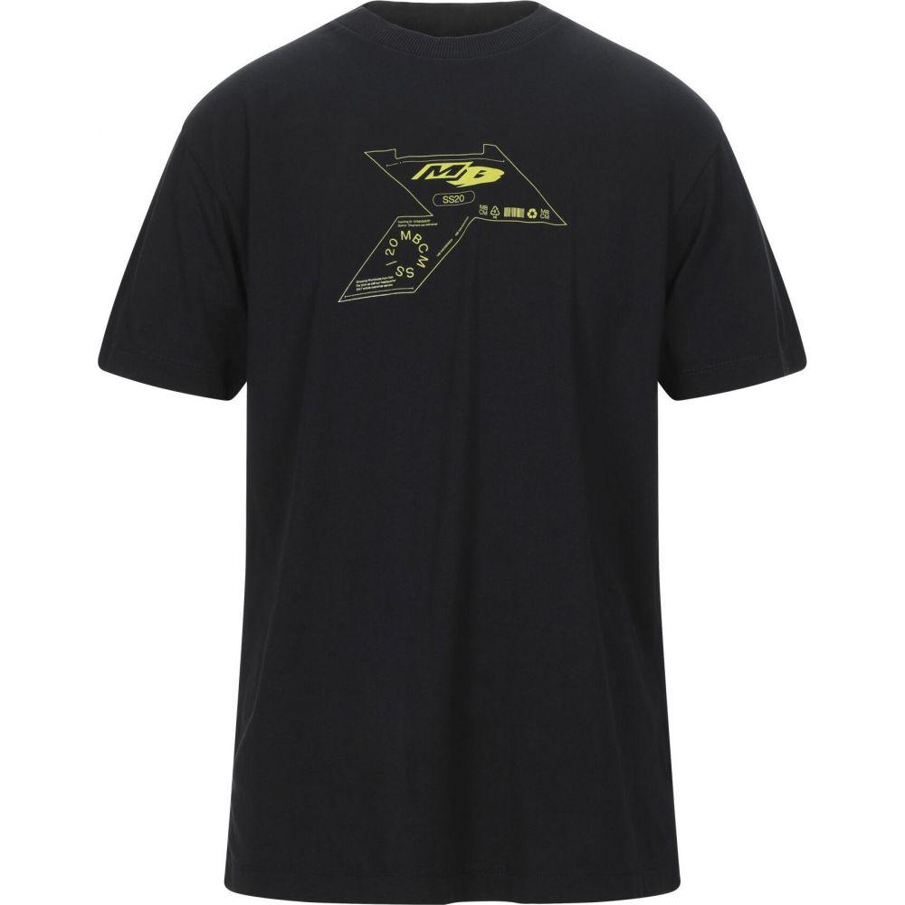 マルセロバーロン MARCELO BURLON メンズ Tシャツ トップス【t-shirt】Black