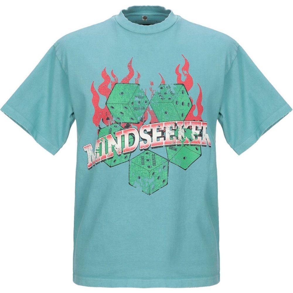 マインドシーカー MINDSEEKER メンズ Tシャツ トップス【t-shirt】Light green