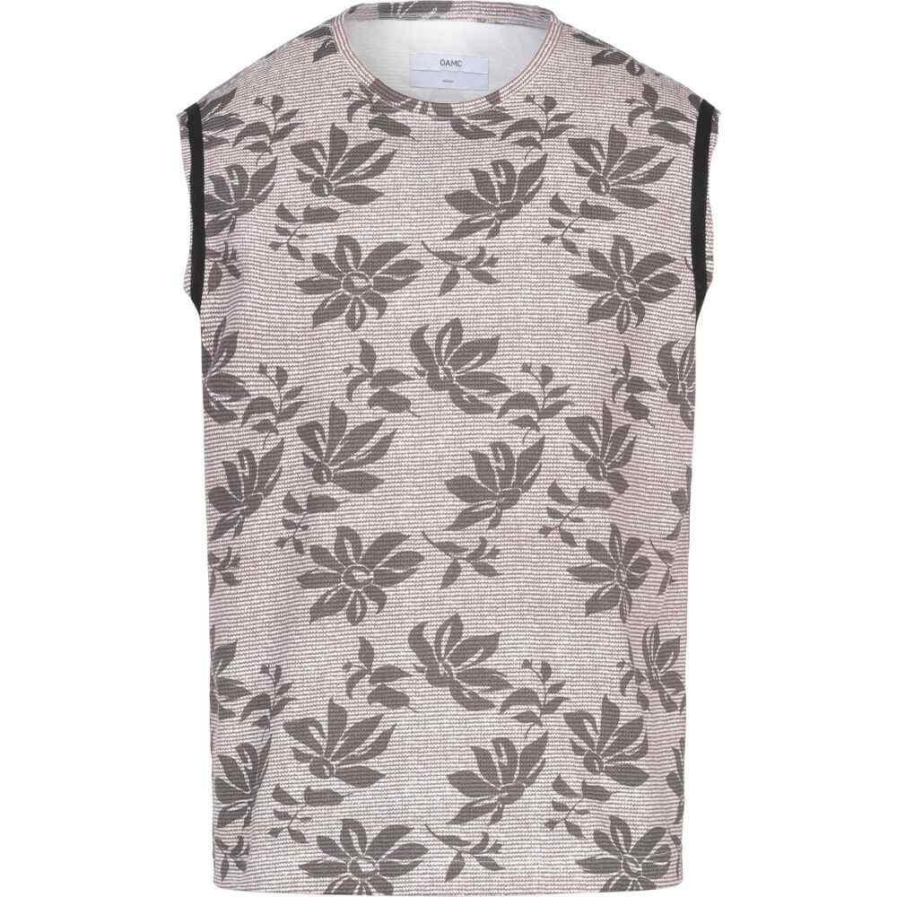 オーエーエムシー OAMC メンズ Tシャツ トップス【t-shirt】Maroon