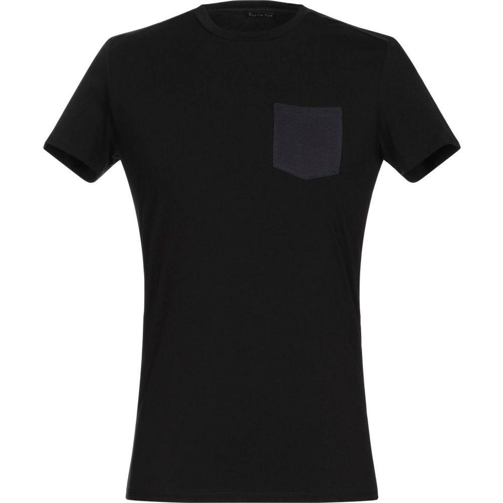 パトリツィア ペペ PATRIZIA PEPE メンズ Tシャツ トップス【t-shirt】Black