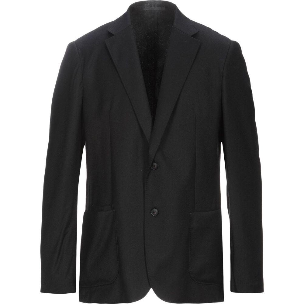 メンズ アウター【blazer】Black ZZEGNA スーツ・ジャケット