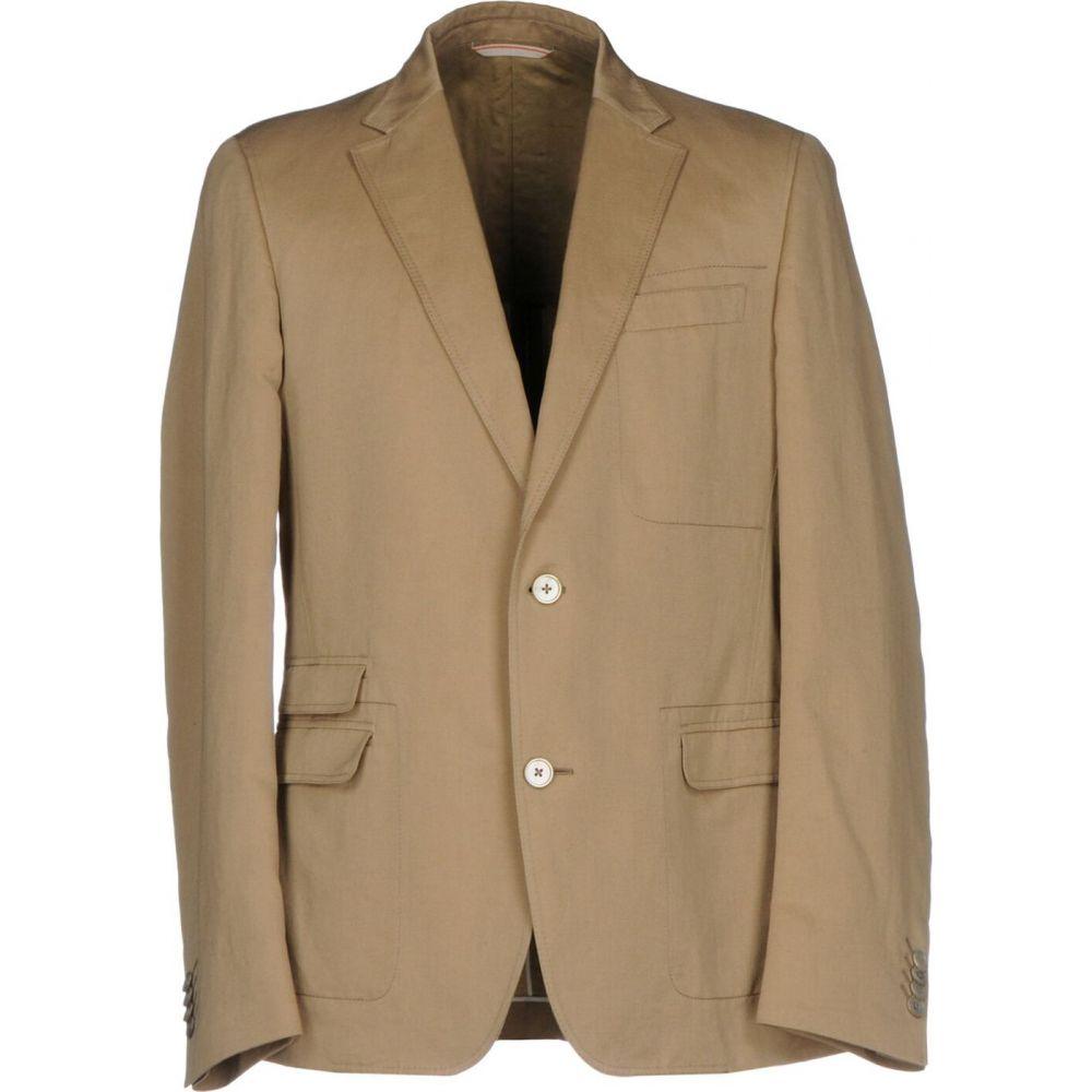 ZZEGNA メンズ スーツ・ジャケット アウター【blazer】Beige