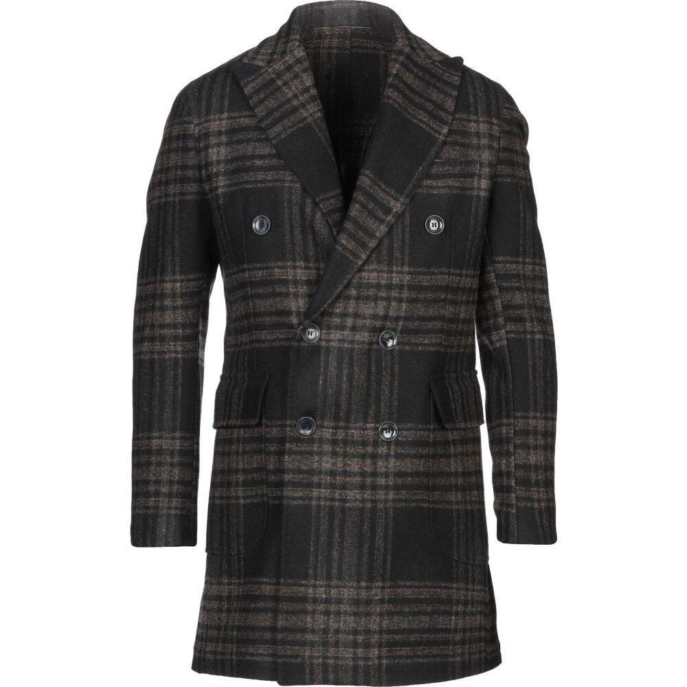 エン アヴァンセ EN AVANCE メンズ コート アウター【coat】Black