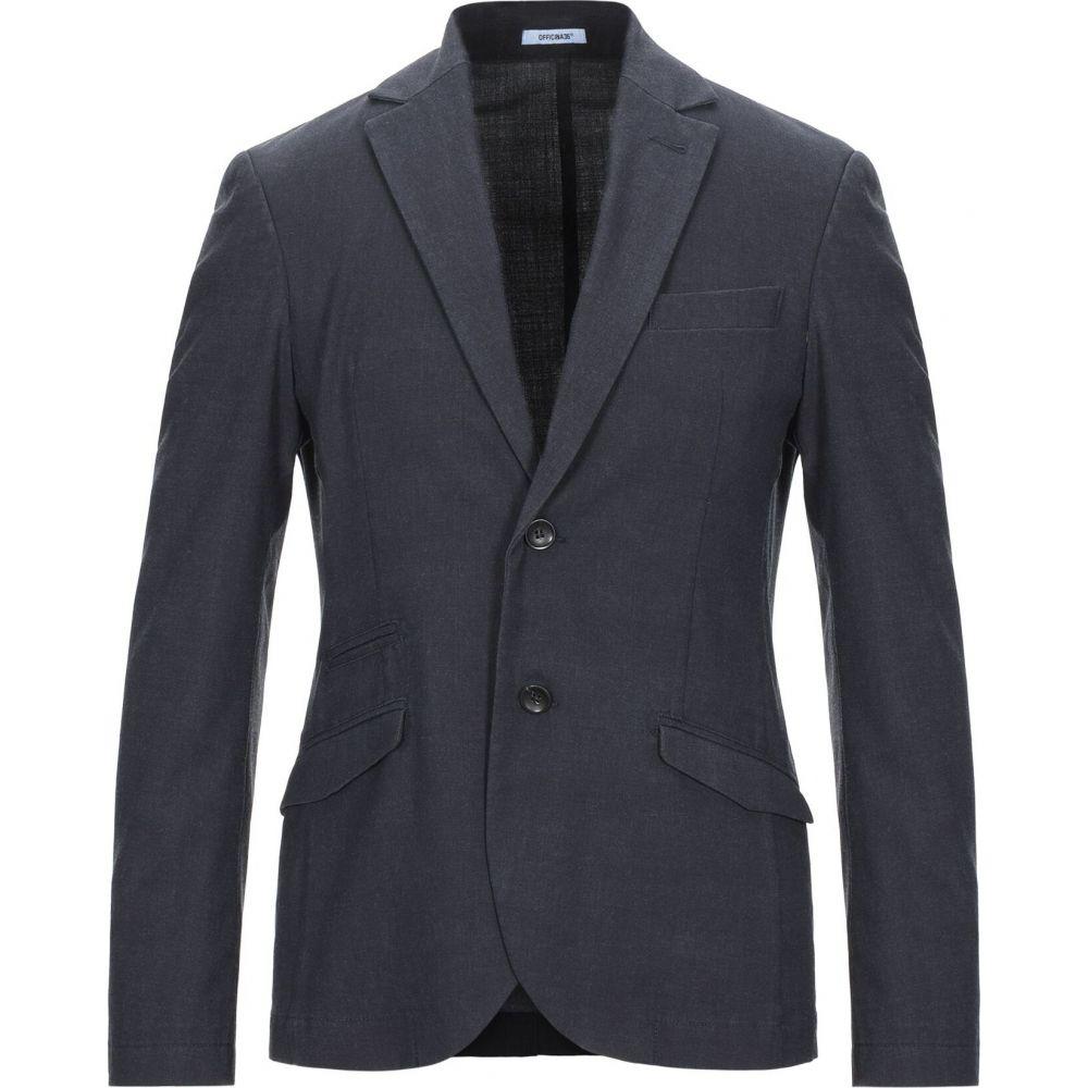 オフィチーナ トレンタ セイ OFFICINA 36 メンズ スーツ・ジャケット アウター【blazer】Dark blue