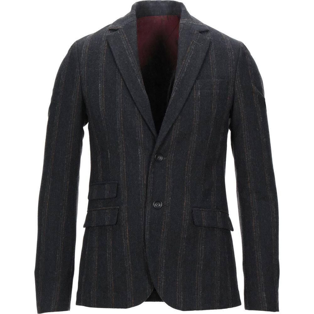 オフィチーナ トレンタ セイ OFFICINA 36 メンズ スーツ・ジャケット アウター【blazer】Steel grey
