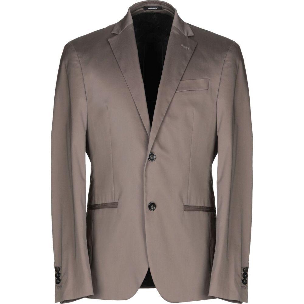 OFFICINA トレンタ メンズ grey スーツ・ジャケット オフィチーナ セイ アウター【blazer】Dove 36