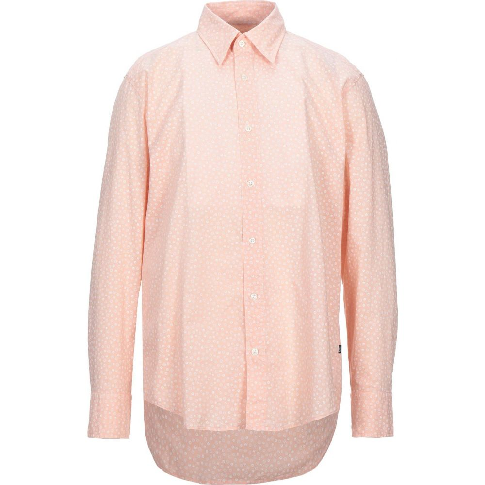 ヒューゴ ボス BOSS HUGO BOSS メンズ シャツ トップス【patterned shirt】Light pink