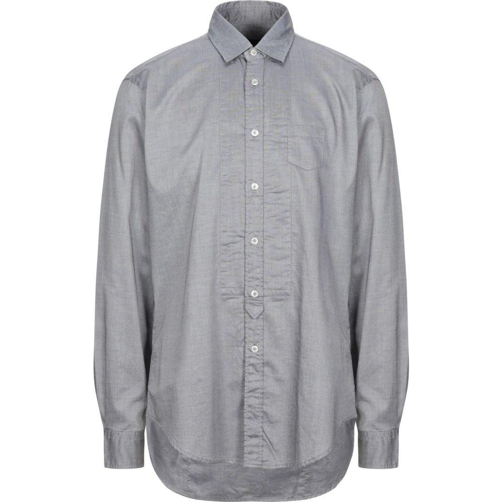 ブライアン デールズ BRIAN DALES メンズ シャツ トップス【patterned shirt】Grey