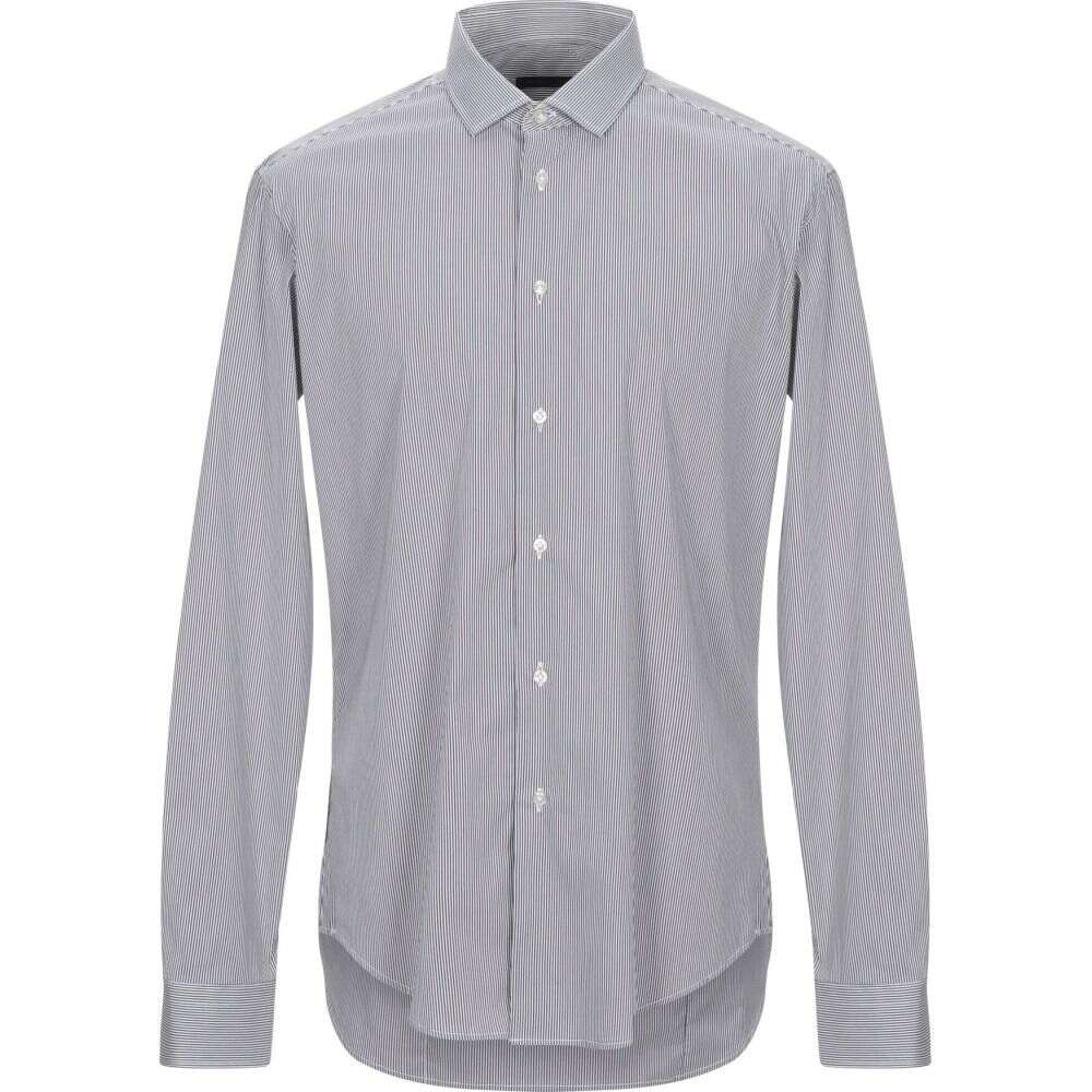 ブライアン デールズ BRIAN DALES メンズ シャツ トップス【striped shirt】Lead