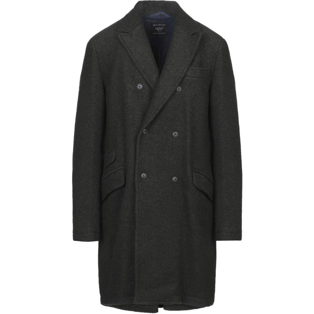オリジナル ヴィンテージ スタイル ORIGINAL VINTAGE STYLE メンズ コート アウター【coat】Military green