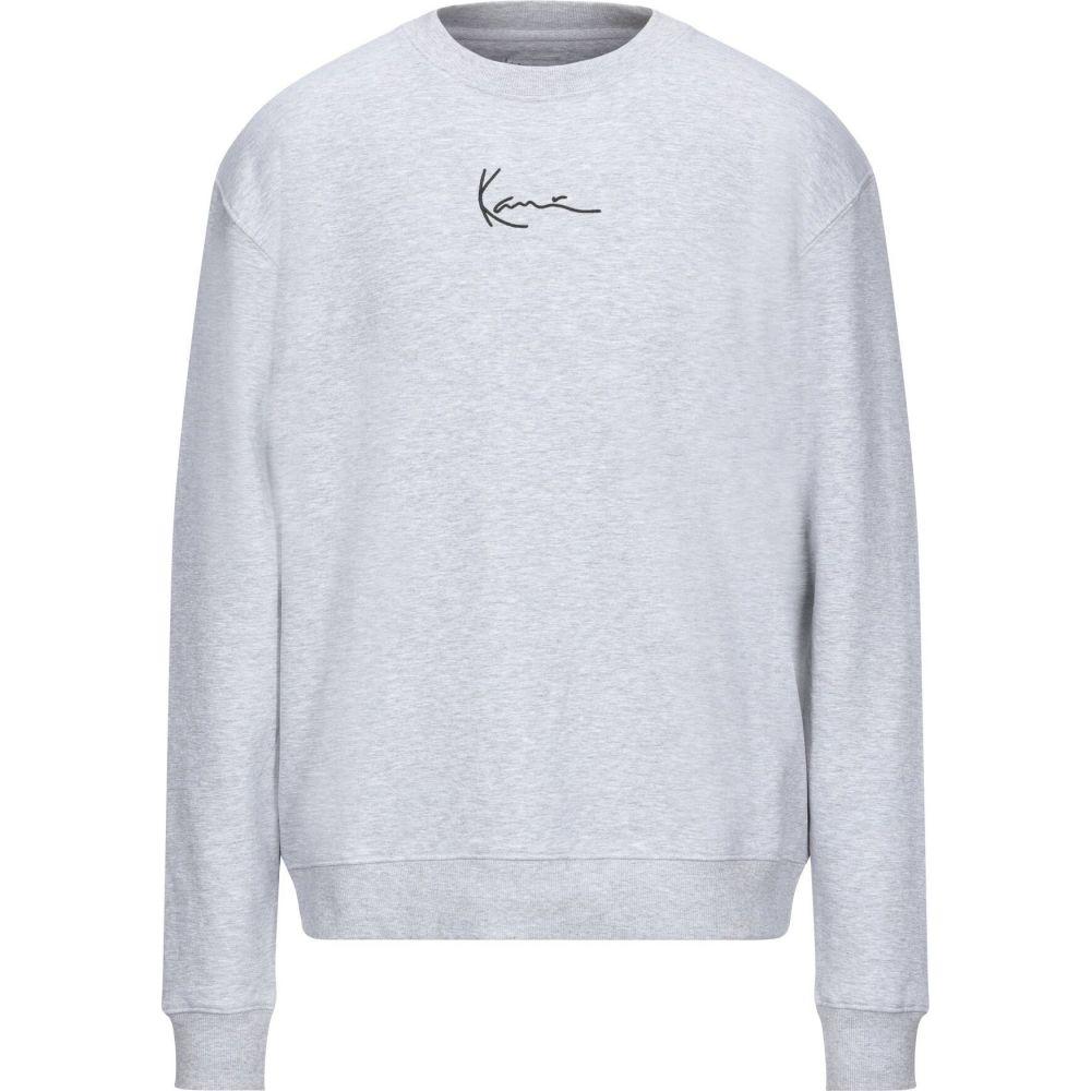 カール カナイ KARL KANI メンズ スウェット・トレーナー トップス【sweatshirt】Light grey