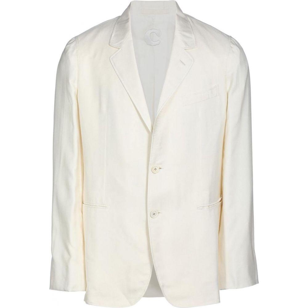 カルーゾ CARUSO メンズ スーツ・ジャケット アウター【blazer】Ivory