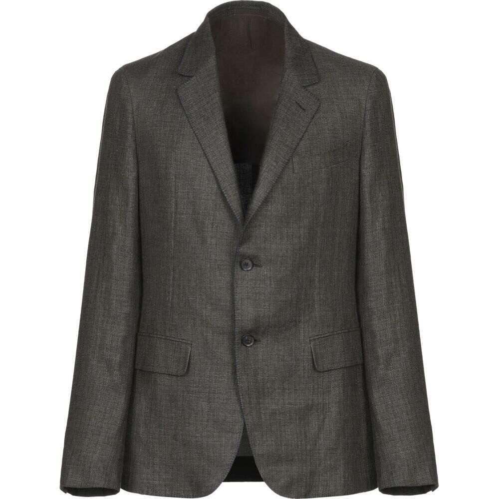 カルーゾ CARUSO メンズ スーツ・ジャケット アウター【blazer】Military green