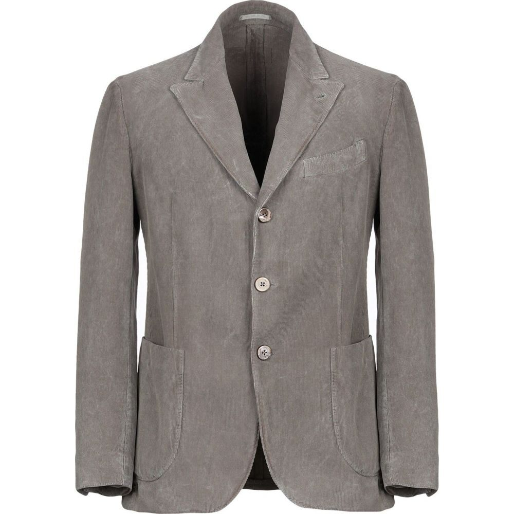 ガブリエレ パジーニ GABRIELE PASINI メンズ スーツ・ジャケット アウター【blazer】Grey