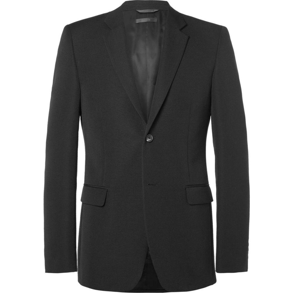 カルバンクライン CALVIN KLEIN COLLECTION メンズ スーツ・ジャケット アウター【blazer】Black