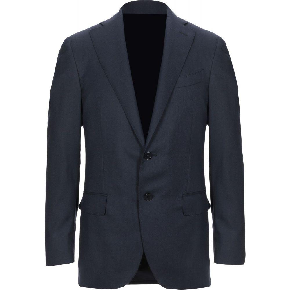 カルーゾ CARUSO メンズ スーツ・ジャケット アウター【blazer】Dark blue