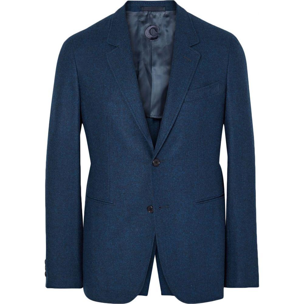 カルーゾ CARUSO メンズ スーツ・ジャケット アウター【blazer】Blue
