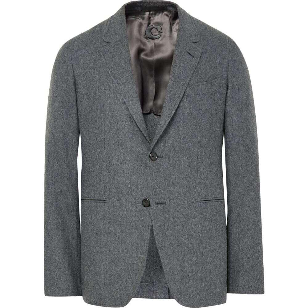 カルーゾ CARUSO メンズ スーツ・ジャケット アウター【blazer】Grey