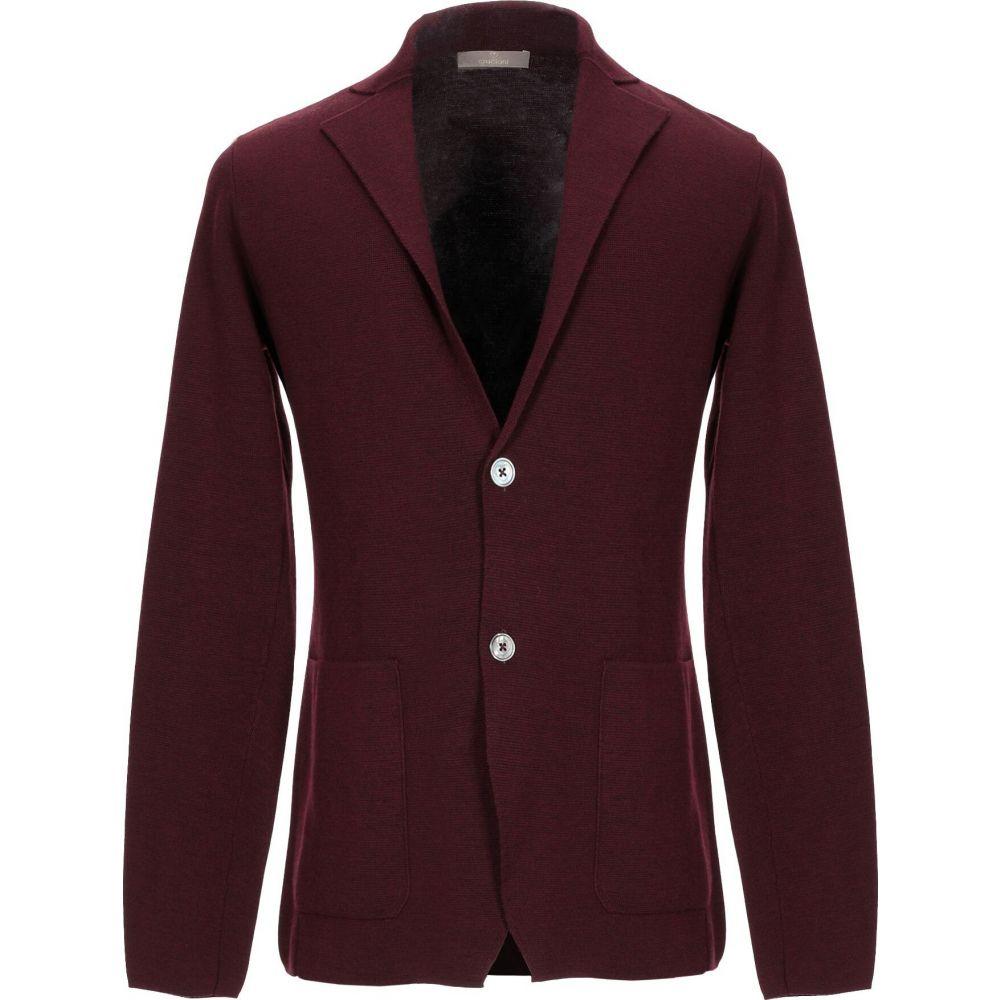 クルチアーニ CRUCIANI メンズ スーツ・ジャケット アウター【blazer】Deep purple