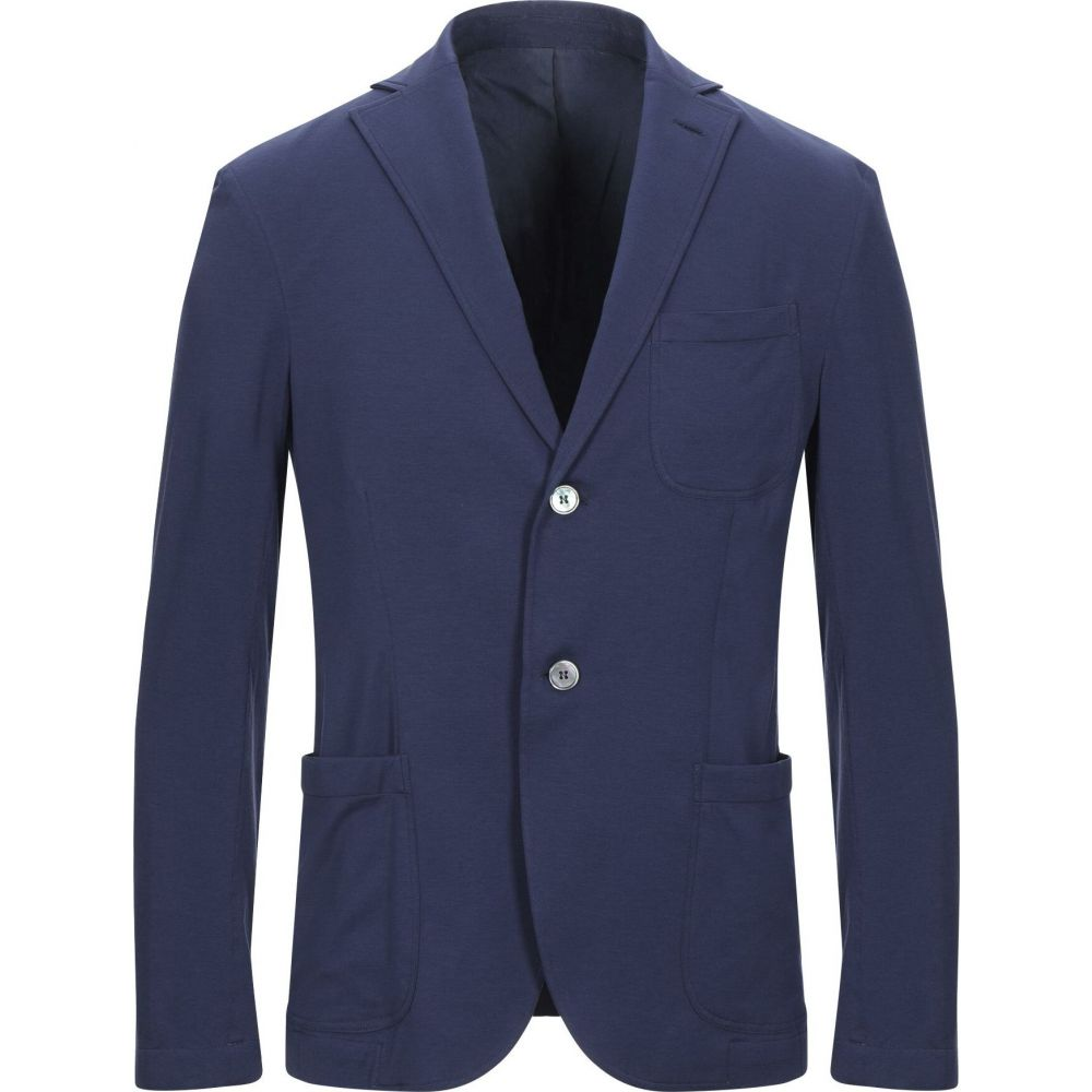 クルチアーニ CRUCIANI メンズ スーツ・ジャケット アウター【blazer】Blue