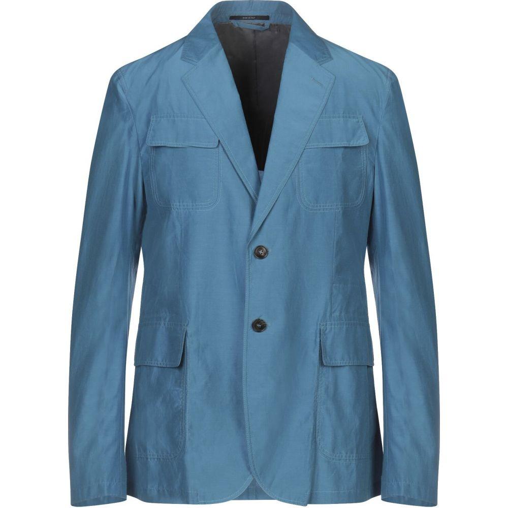 宅配便配送 グッチ GUCCI グッチ メンズ スーツ・ジャケット アウター【blazer blue】Pastel GUCCI blue, インテリアショップ ココテリア:97575fe9 --- briefundpost.de