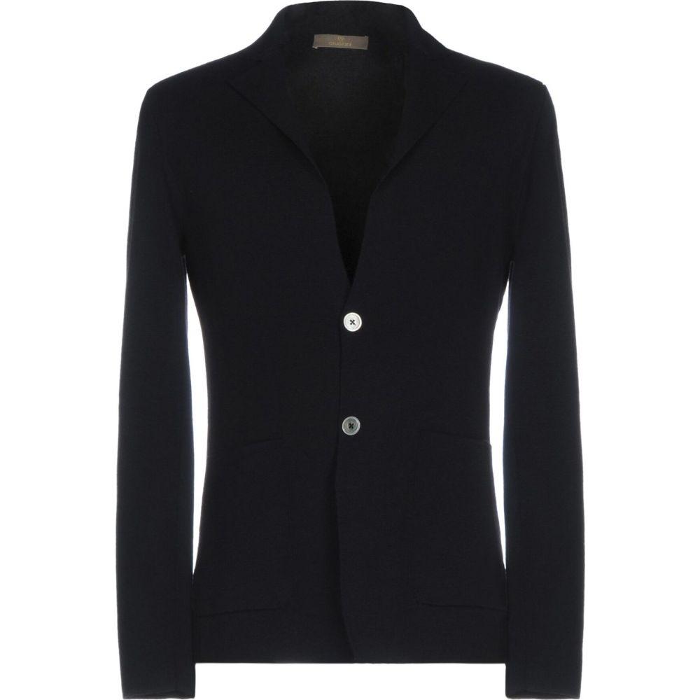 クルチアーニ CRUCIANI メンズ スーツ・ジャケット アウター【blazer】Dark blue