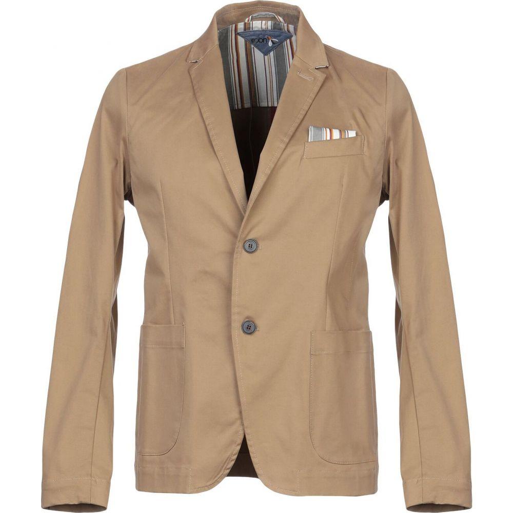 クーン スーツ・ジャケット メンズ アウター【blazer】Khaki KOON