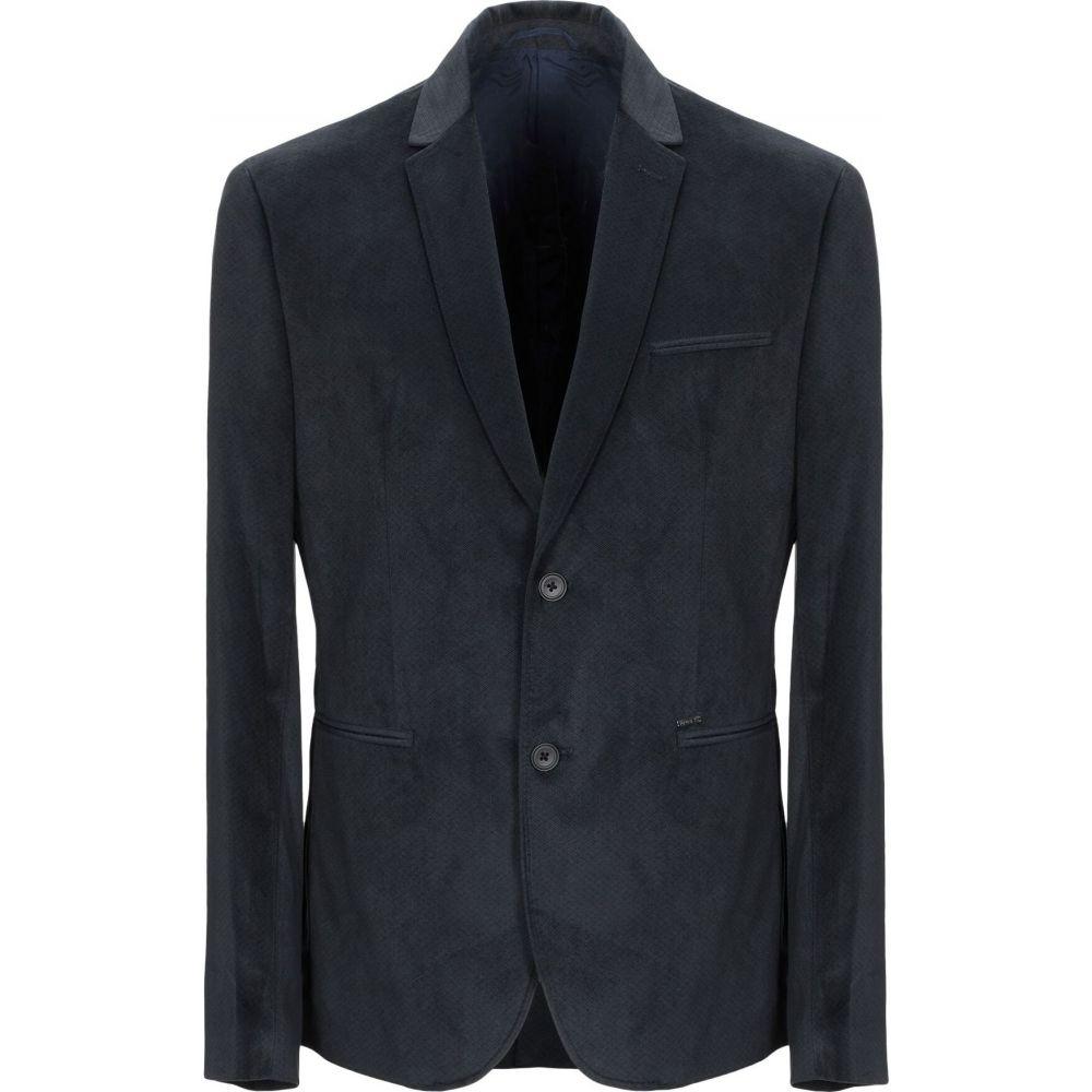 ゲス GUESS メンズ スーツ・ジャケット アウター【blazer】Black