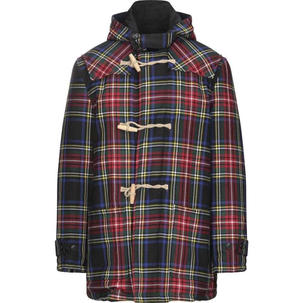 グローバーオール GLOVERALL メンズ コート アウター【coat】Black