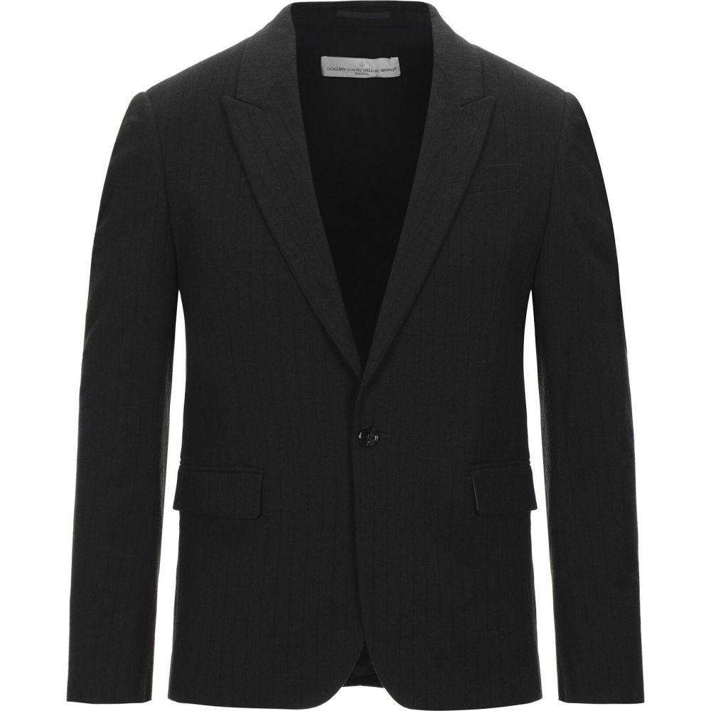 ゴールデン グース GOLDEN GOOSE DELUXE BRAND メンズ スーツ・ジャケット アウター【blazer】Dark green