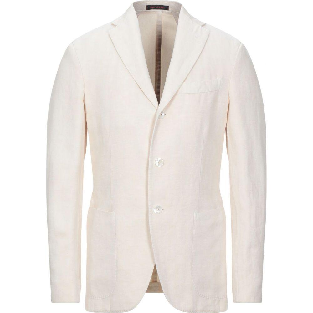 ザ ジジ THE GIGI メンズ スーツ・ジャケット アウター【blazer】Ivory